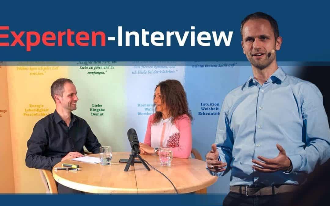 Interview auf YouTube über mentale Stärke im Verkauf