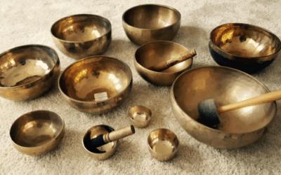 Klangschalen – wie sie wirken